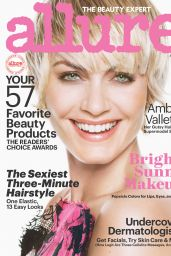Amber Valletta - Allure Magazine June 2014 Cover