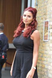 Amy Childs - 2014 Lorraine