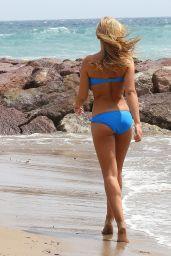 Amy Willerton in a Bikini in Cannes - May 2014
