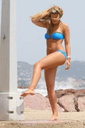 Amy Willerton in a Bikini in Cannes - May 2014