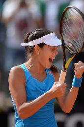 Ana Ivanovic – Italian Open 2014 in Rome – Round 3
