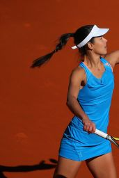 Ana Ivanovic - Mutua Madrid Open 2014 – Day Two