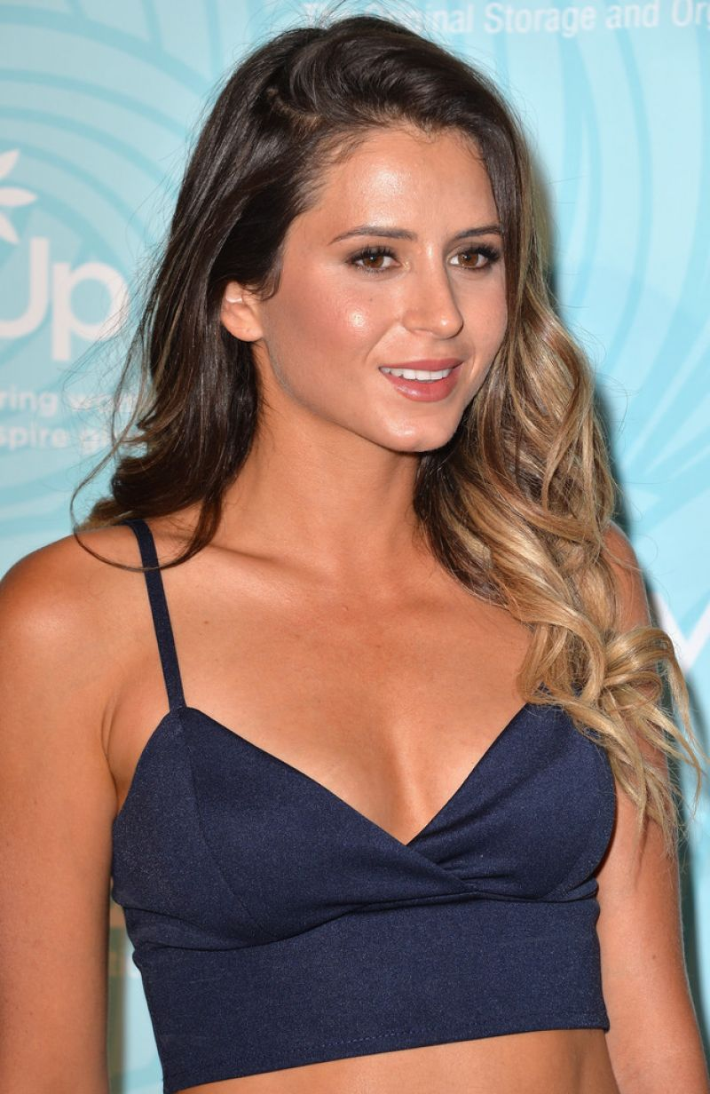 Anastasia Ashley - Step Up 2014 Inspiration Awards in Beverly Hills