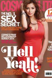 Angel Locsin – Cosmopolitan Magayine (Philippines) May 2014 Issue