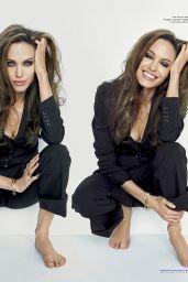 Angelina Jolie - Stylist Magazine (UK) May 21, 2014 Issue