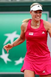 Angelique Kerber – 2014 French Open at Roland Garros – Second Round