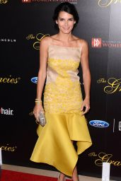 Angie Harmon - 2014 Gracie Awards in Beverly Hills