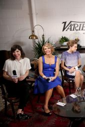 Anna Chlumsky – Variety Studio in West Hollywood (Powered by Samsung Galaxy) – May 2014