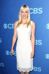 Anna Faris - 2014 CBS Upfront Presentation in New York