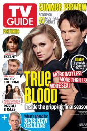 Anna Paquin - TV Guide Magazine - June 2, 2014