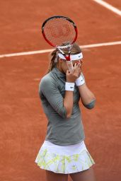 Anna Schmiedlova – 2014 French Open at Roland Garros – Round Two