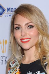 AnnaSophia Robb in Washington DC - Creative Coalition Gala Benefit Dinner - May 2014