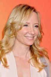 Anne Heche – NBC Upfront Presentation in New York City – May 2014
