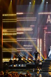 Ariana Grande - 2014 iHeartRadio Music Awards in Los Angeles