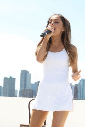 Ariana Grande Performing at Born Free Africa Mother