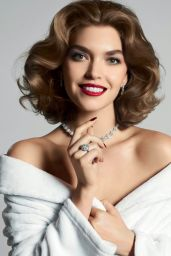 Arizona Muse - Photoshoot for Vogue (Ukraine) June 2014