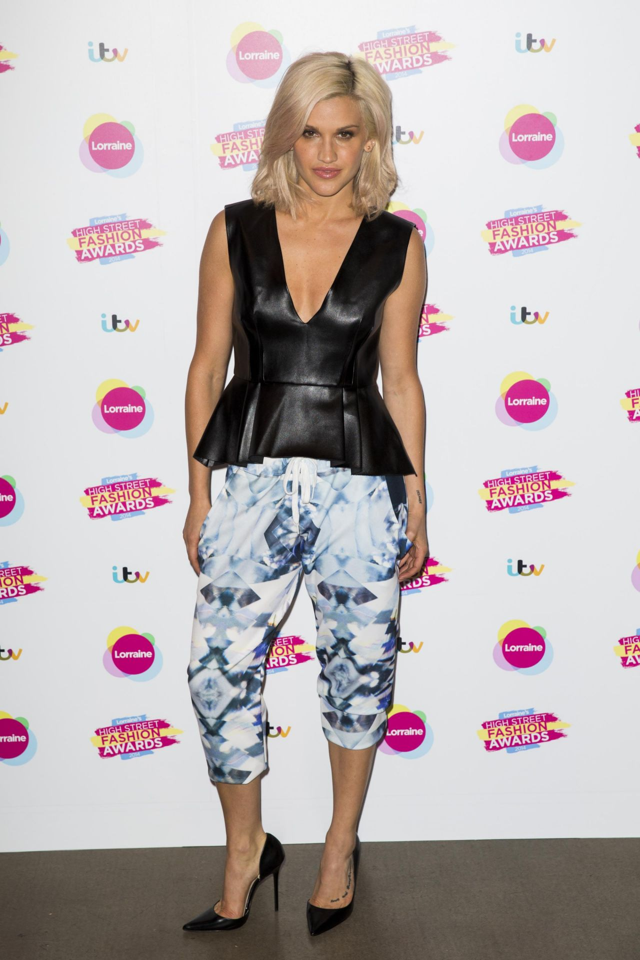 Ashley Roberts - Lorraine