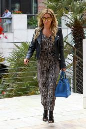 Ashley Tisdale Cool and Casual Style - Out in West Hollywood - May 2014