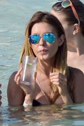 Audrina Patridge in a Bikini in Hawaii - May 2014