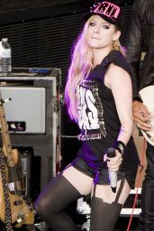 Avril Lavigne Live at Mountain View, California - May 2014
