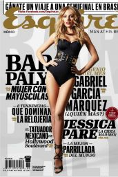 Bar Paly - Esquire Magazine (Mexico) May 2014 Issue