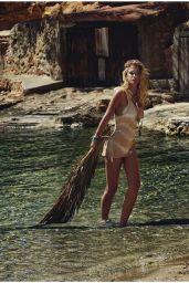 Bar Refaeli - Elle Magazine (Spain) - June 2014 Issue