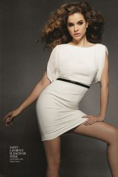 Barbara Palvin - Instyle Magazine (Hungary) June 2014 Issue