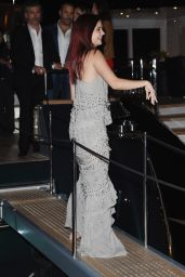 Barbara Palvin - Roberto Cavalli Yacht Party - 2014 Cannes Film Festival
