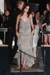 Barbara Palvin - Roberto Cavalli Yacht Party - 2014 Cannes Film Festival