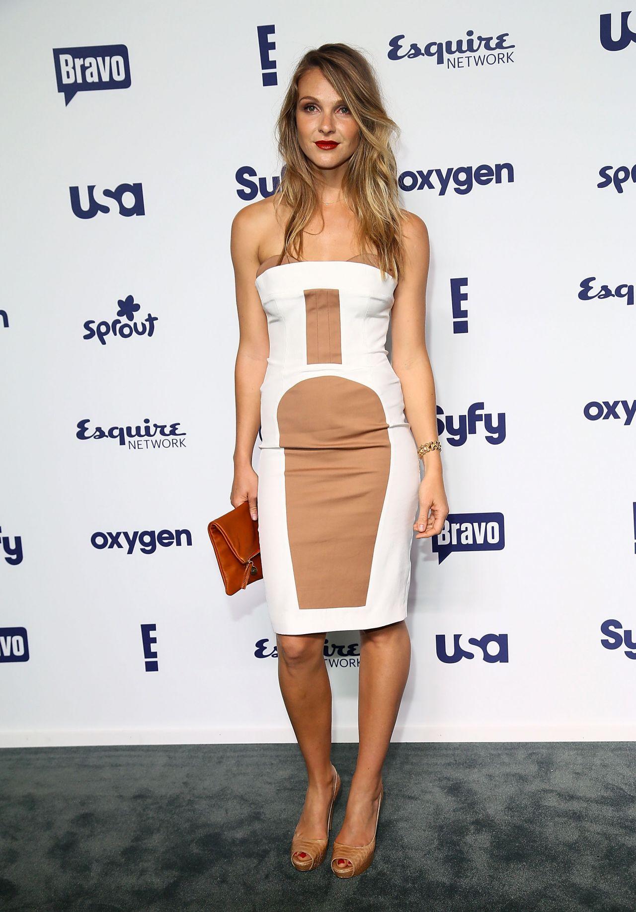 Beau Garrett at 2014 N... Eva Longoria Clothing