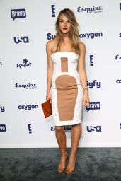 Beau Garrett at 2014 NBCUniversal Cable Entertainment Upfronts
