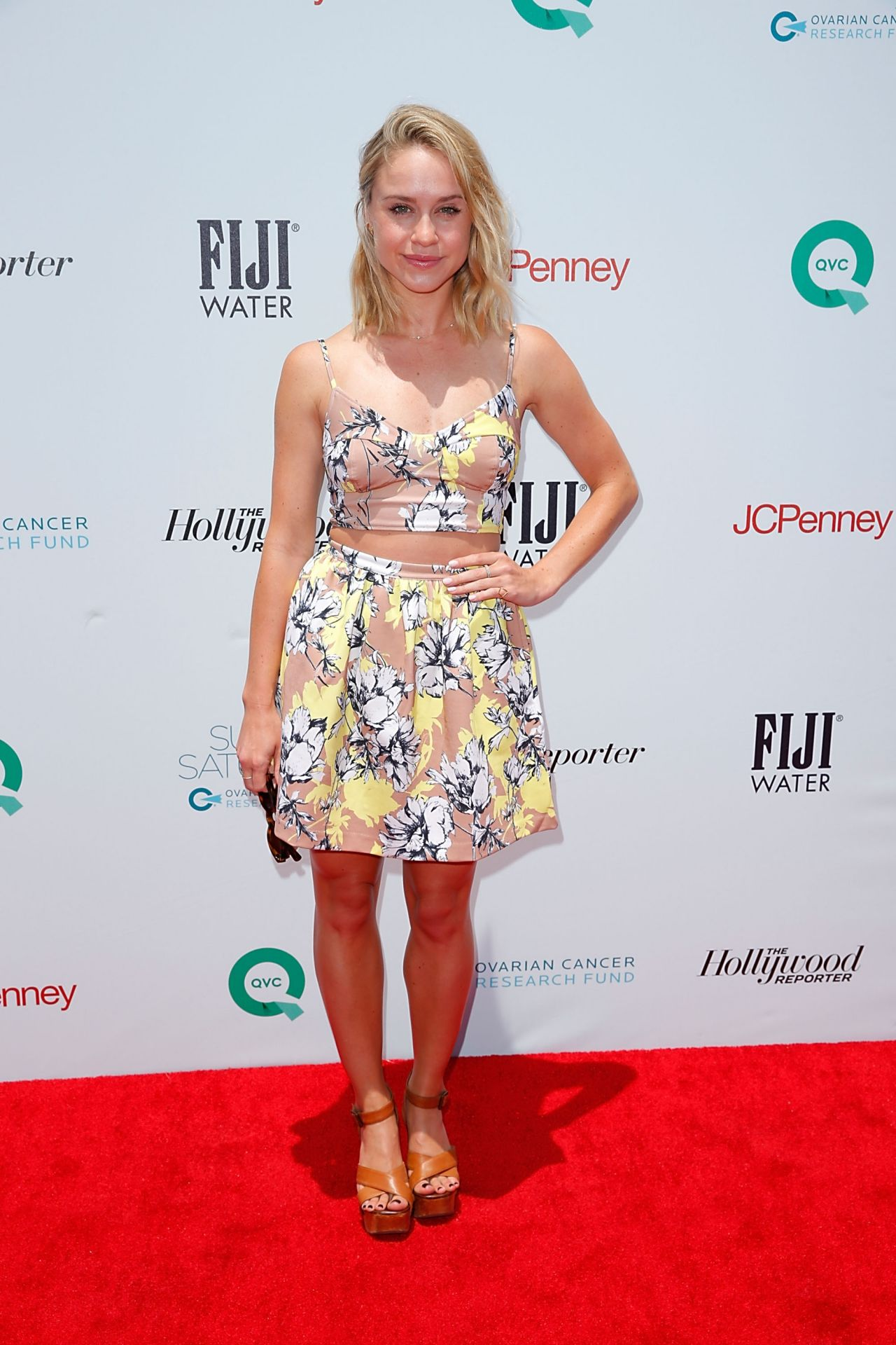 Becca Tobin – 2014 Ovarian Cancer Research Fund's Super Saturday