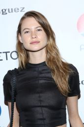 Behati Prinsloo – Narciso Rodriguez Bottletop Collection Pepsi Launch in New York City