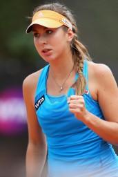 Belinda Bencic – Italian Open 2014 in Rome – Round 1