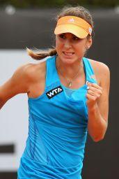 Belinda Bencic - Italian Open 2014 in Rome - Round 1