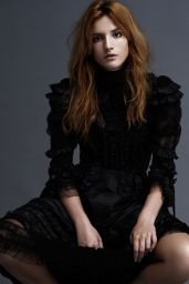 Bella Thorne - Photoshoot for InStyle Magazine June 2014 (by Tetsu Kubota)