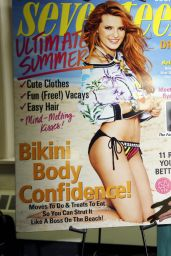 Bella Thorne - Seventeen Magazine June 2014 Cover Celebration in New York City