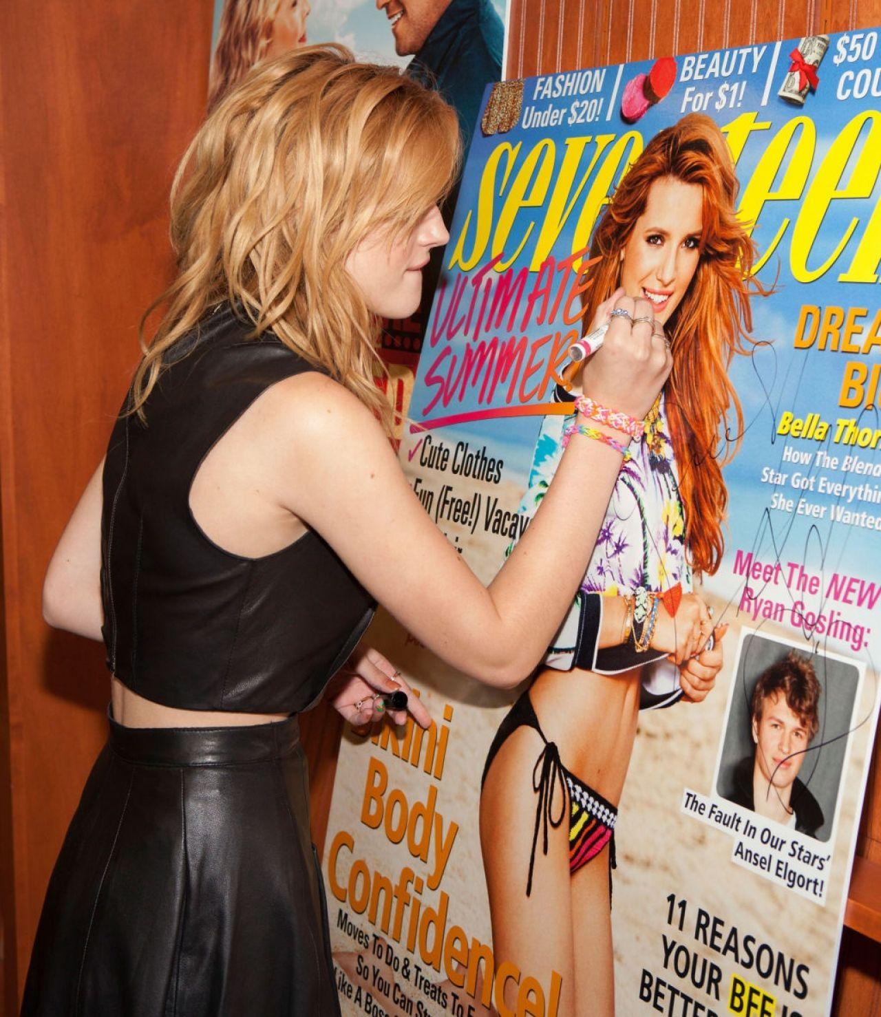 Seventeen magazine may 2014