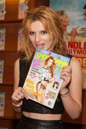 Bella Thorne - Seventeen Magazine Signing at Barnes & Noble in Oak Brook - May 2014