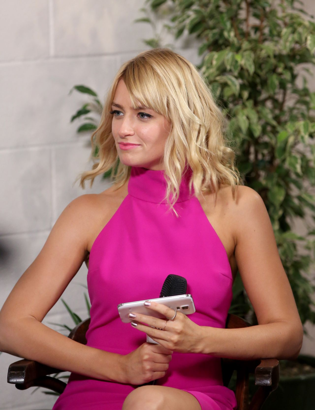 Beth Behrs - Variety Studio in West Hollywood (Powered by Samsung Galaxy) – May 2014