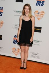 Bridgit Mendler – 2014 Race To Erase MS Event in Century City