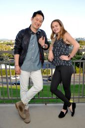 Britt Robertson - Movado Presents Danny Seo & AmericaShare Party in Beverly Hills - May 2014