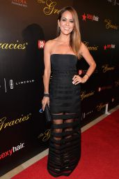 Brooke Burke-Charvet -2014 Gracie Awards Gala in Beverly Hills