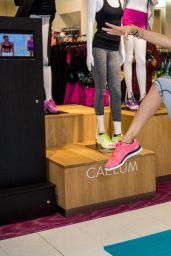 Brooke Burke-Charvet - Caelum Fitness Apparel Launch in Los Angeles