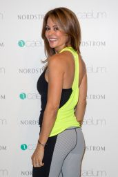 Brooke Burke-Charvet - Caelum Fitness Apparel Launch in Los Angeles