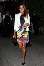 Brooke Burke-Charvet Night Out Style - Kate Hudson/Chrome Hearts Celebration - May 2014