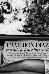 Cameron Diaz - InStyle Magazine May 2014