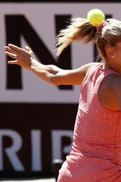 Camila Giorgi – Italian Open 2014 in Rome – Round 2