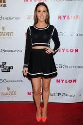 Camilla Luddington – Nylon Magazine Young Hollywood Party – May 2014