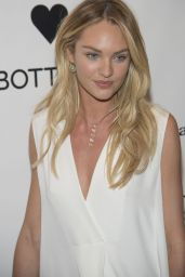 Candice Swanepoel – Narciso Rodriguez Bottletop Collection Pepsi Launch in New York City